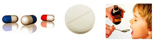 Амоксициллин - капсулы, таблетки, суспензия