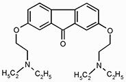 тилорон химическая формула