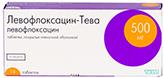 Левофлоксацин Тева