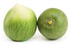 редька зеленого цвета