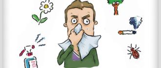 Насморк или аллергический ринит?
