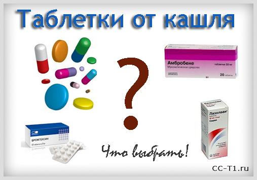 Средства от сухого кашля у взрослых: лекарства и народные средства