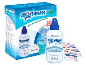 Долфин препарат на основе морской соли