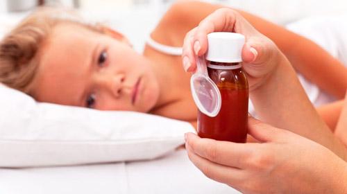 сироп от кашля при простуде