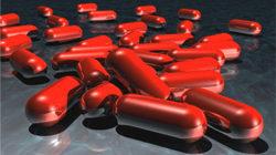 капсулы с антибиотиками
