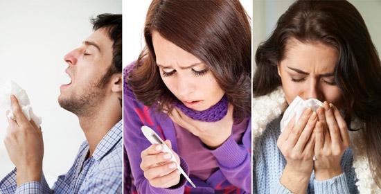 показания для применения Делуфена: ринит, фарингит, синуситы