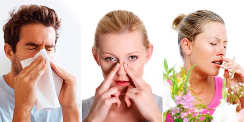 показания к применению Назонекс: аллергический ринит, синусит, аллергия