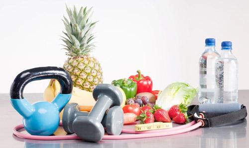 ведение здорового образа жизни для борьбы с болезнью
