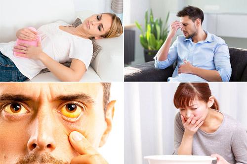 симптомы осложнения заболевания