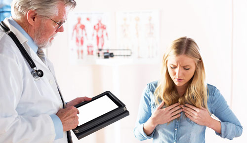жалобы врачу на диспептический синдром и изжога