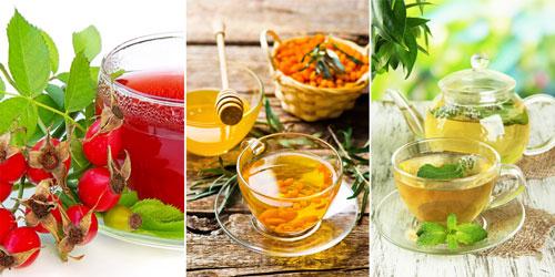 рекомендуемые лечебные и успокаивающие чаи