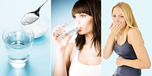 Тест с пищевой содой для выявления гипоацидного гастрита в домашних условиях