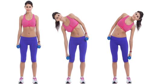 дыхательная гимнастика упражнения с наклонами