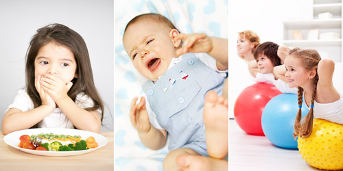 причины повышенного ацетона в моче у детей