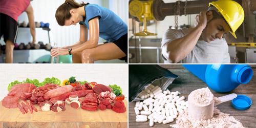 физические причины повышения белка в моче
