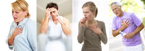 симптомы поражения органов дыхания васкулитом