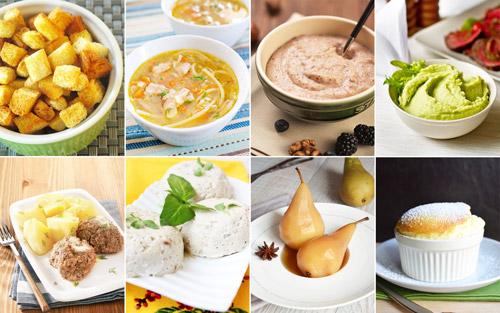 рекомендованные диетические блюда для больных