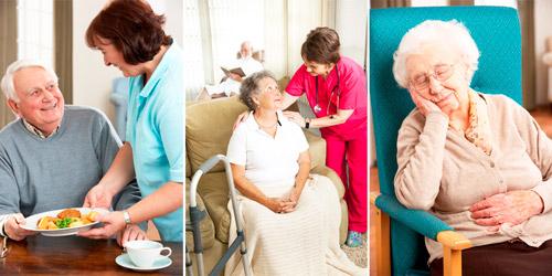 комфортные условия для пожилых людей