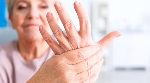 заболевание суставов рук у пожилой женщины