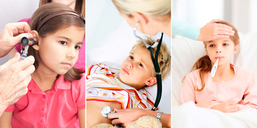 возможные осложнения скарлатины: отит, пневмония, ревматическая лихорадка