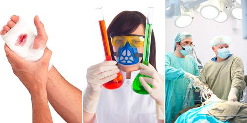 причины тромбоцитоза у взрослых: травмы, отравление химикатами, операция