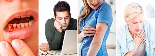 симптомы повышенных тромбоцитов в крови