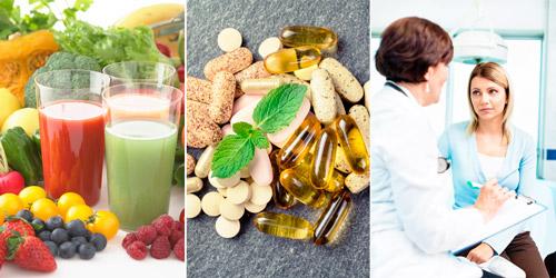 профилактика анемии: правильное питание, БАДы, постоянное наблюдение у врача