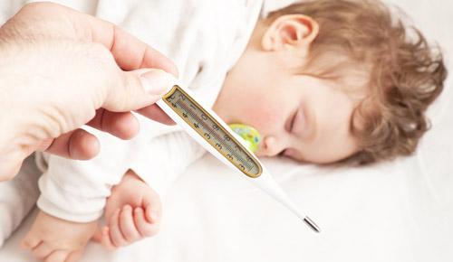 температура у маленького ребенка