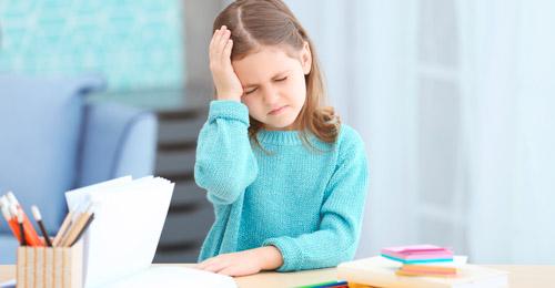 головные боли напряжения у детей