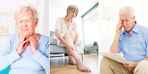 симптомы предшествующие инсульту: нарушение зрения, речи, слабость в конечностях