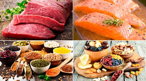 продукты способные влиять на гемоглобин