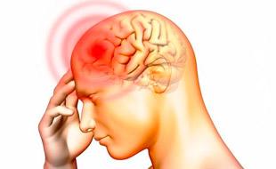 боль голове при воспалении мозга
