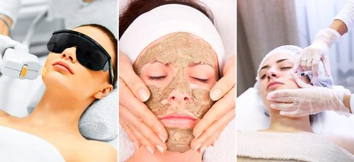 способы устранения дефектов на коже
