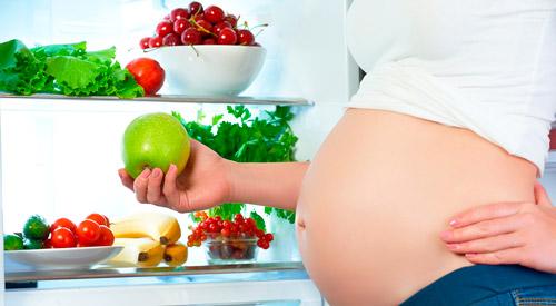 здоровое питание при беременности