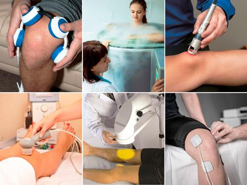 методы аппаратной терапии при артрите