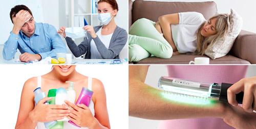 факторы влияющие на развитие дерматита