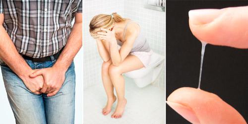 симптомы урогенитального микоплазмоза