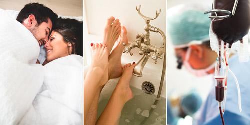 способы передачи сифилиса: половой, бытовой, трансплантационный