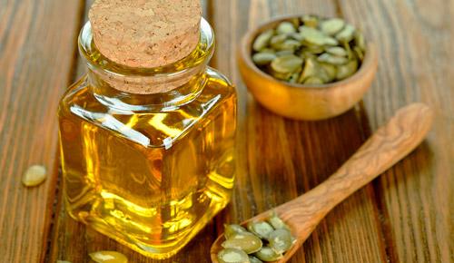 семена тыквы и масло