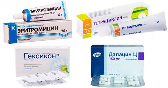 препараты при хламидиозе для мужчин и женщин