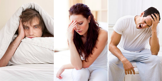 усталость и головные боли при бессоннице