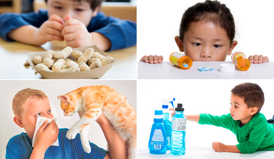 факторы провоцирующие крапивницу: продукты, лекарства, аллергены, бытовая химия