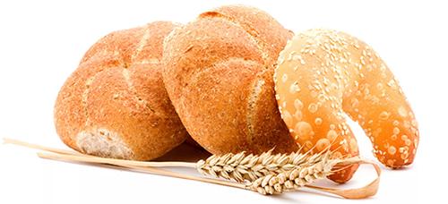 Свежий хлеб и сдоба