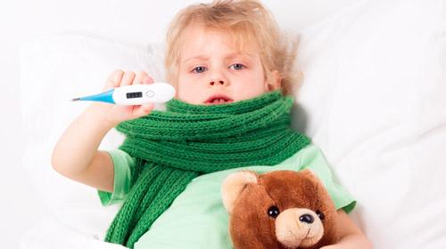 температура 39 у ребенка
