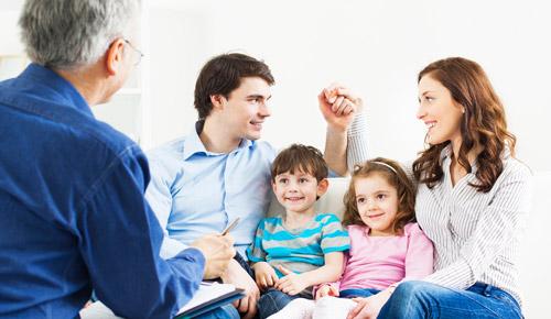 семейная терапия у психолога