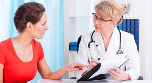 врач назначает индивидуальное лечение