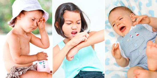 возможные причины поноса и рвоты у ребенка: аклиматизация, аллергия, режущиеся зубы