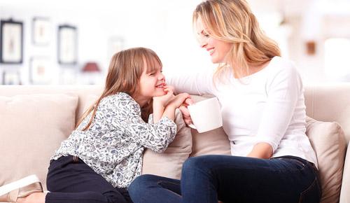 беседы с ребенком в рамках терапии заикания