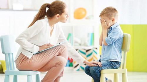 психотерапия для ребенка с заиканием