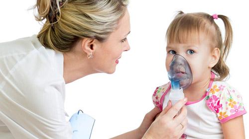 использование небулайзера для детей